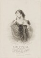 Elizabeth ('Eliza') (née O'Neil), Lady Wrixon-Becher when Miss O'Neill in the character of Belvidera, published by Charles Knight - NPG D35816
