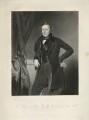 Sir Philip de Malpas Grey-Egerton, 10th Bt, by Samuel William Reynolds Jr, printed by  Lahee & Co, published by  Thomas Agnew, after  John Bostock - NPG D36081