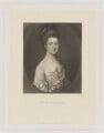 Anne Egerton (née Lindsay), by James Scott, published by  Henry Graves & Co, after  Thomas Gainsborough - NPG D36087