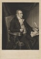 George Wyndham, 3rd Earl of Egremont, by Charles Turner, published by  John Phillips, after  William Derby - NPG D36130
