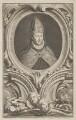 William Wykeham, by Jacobus Houbraken, published by  John & Paul Knapton - NPG D35820
