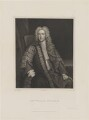 Sir William Wyndham, 3rd Bt, by James Thomson (Thompson), printed by  McQueen (Macqueen), after  William Derby, after  Jonathan Richardson - NPG D36207