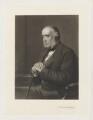 Edward Ellice, by Thomas Lewis Atkinson, after  George Richmond - NPG D36156