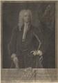 Sir Watkin Williams Wynn, 3rd Bt, by George Vertue, published by  T. Payne, after  Michael Dahl - NPG D36218
