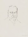 Patrick Caulfield, by Patrick Caulfield - NPG 6882