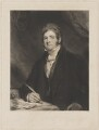 Charles Watkin Williams Wynn, by William Ward, published by  Colnaghi & Co, after  Sir Martin Archer Shee - NPG D36226