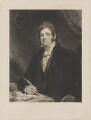 Charles Watkin Williams Wynn, by William Ward, published by  Colnaghi & Co, after  Sir Martin Archer Shee - NPG D36226