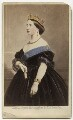 Queen Victoria, by Ghémar Frères, after  Unknown engraver - NPG x13972