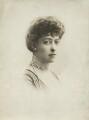 Princess Victoria of Wales, by Lallie Charles (née Charlotte Elizabeth Martin) - NPG x68993