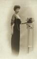 Princess Victoria of Wales, by Lallie Charles (née Charlotte Elizabeth Martin) - NPG x68992