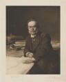 Sir Alfred Fernandez Yarrow, 1st Bt, published by Thomas Kell & Son, after  Hugh Goldwin Riviere - NPG D36234