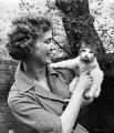 Gloria Jean Irene Dunn (née Hill), Lady Cottesloe, by Ida Kar - NPG x88667