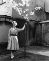 Gloria Jean Irene Dunn (née Hill), Lady Cottesloe, by Ida Kar - NPG x88669