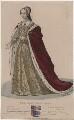 Lady Jane Grey, by Edward Hargrave, after  Adriaen van der Werff - NPG D36328