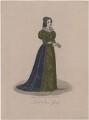 Lady Jane Grey, published by S. Miller - NPG D36329