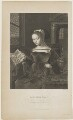 Lady Jane Grey, by Charles Picart, printed by  Lahee & Co, published for  Thomas Frognall Dibdin, after  Lucas de Heere - NPG D36347
