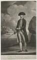 Richard Howe, 1st Earl Howe, by Benjamin Killingbeck - NPG D36353