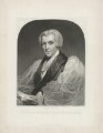 William Howley, by John Henry Robinson, published by  Dawe & Gowar (Gower), after  William Owen - NPG D36356
