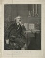 John Hunter, by and published by William Sharp, published by  Benjamin Beale Evans, published by  William Skelton, after  Sir Joshua Reynolds - NPG D36395