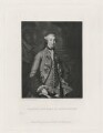 Francis Hastings, 10th Earl of Huntingdon, by Robert Bowyer Parkes, published by  Henry Graves & Co, after  Sir Joshua Reynolds - NPG D36399