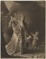 Mary Ann Yates in the character of Medea, by William Dickinson, after  Robert Edge Pine - NPG D36243