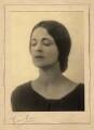 Harriet Cohen, by Joan Craven - NPG x39234
