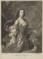 Rebecca (née Lockhart), Countess of Erroll when Lady Boyd, by James Macardell, after  Allan Ramsay - NPG D36195