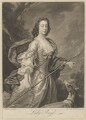 Rebecca (née Lockhart), Countess of Erroll when Lady Boyd, by James Macardell, after  Allan Ramsay - NPG D36196