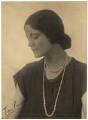 Harriet Cohen, by Joan Craven - NPG x39236