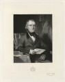 (John) Frederick Andrew Johann Friedrich Andreas Huth, by Henry Thomas Ryall, after  William Keighley Briggs - NPG D36423