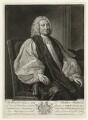Matthew Hutton, by John Faber Jr, published by  Robert Wilkinson, after  Thomas Hudson - NPG D36426