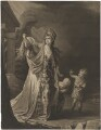 Mary Ann Yates in the character of Medea, by William Dickinson, after  Robert Edge Pine - NPG D36245
