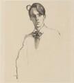 W.B. Yeats, by Sir William Rothenstein - NPG D36250