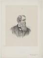 Sir Stafford Henry Northcote, 1st Earl of Iddesleigh, by George B. Black - NPG D36435