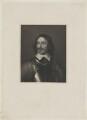 Robert Devereux, 3rd Earl of Essex, by Edward Scriven, after  William Derby, after  Robert Walker - NPG D36569