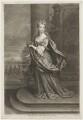 Mary Capel (née Bentinck), Countess of Essex, by John Faber Jr, after  Sir Godfrey Kneller, Bt - NPG D36571