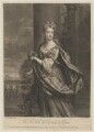 Mary Capel (née Bentinck), Countess of Essex, by John Faber Jr, printed for and sold by  Robert Sayer, printed for and sold by  John King, after  Sir Godfrey Kneller, Bt - NPG D36572