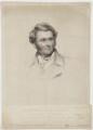James Bucknall Estcourt, by Francis Holl, after  George Richmond - NPG D36583