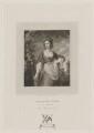 Elizabeth Yorke (née Cust), by Edward Scriven, after  Francis Cotes - NPG D36260