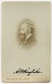 Alexander William Kinglake, copied by London Stereoscopic & Photographic Company, by  John Webber - NPG x132854