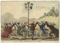 A May Day Garland for 1820, published by Samuel William Fores - NPG D36701