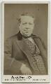 John Baldwin Buckstone, by Fradelle & Leach - NPG Ax18166