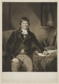Unknown man, formerly known as John Jackson, by Unknown artist - NPG D36475