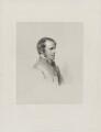 John Jackson, by Charles William Sharpe, published by  Joseph Hogarth, after  George Richmond - NPG D36476