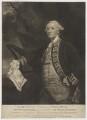 Sir William James, 1st Bt, published by John Raphael Smith, after  Sir Joshua Reynolds - NPG D36481
