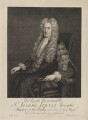 Sir Joseph Jekyll, by and published by George Vertue, after  Michael Dahl - NPG D36498