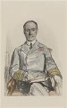 John Rushworth Jellicoe, 1st Earl Jellicoe, after Francis Dodd - NPG D36500