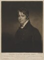 Joseph Clayton Jennings (later Jennyns), by and published by William Say, after  Samuel Woodforde - NPG D36506