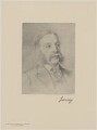 Victor Albert George Child-Villiers, 7th Earl of Jersey, by The Autotype Company, after  Henry John Stock - NPG D36515
