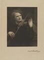 Joseph Joachim, after George Frederic Watts - NPG D36521